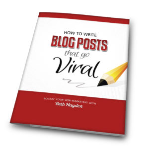 How to Write Blog Posts That Go Viral
